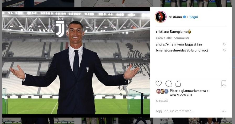 Qual è il vero valore dell'operazione Cristiano Ronaldo?